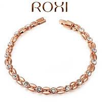 Браслет женский позолоченный Roxi Golden