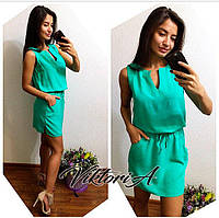 Женское платье №9.1(1)