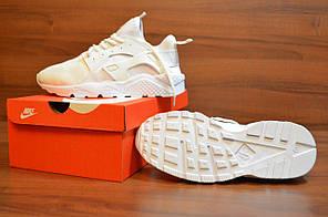 Женские кроссовки Nike Air Huarache Ultra White топ реплика, фото 2