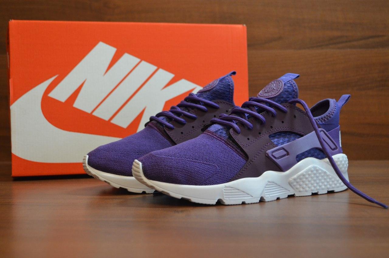 7c72131e3409c Женские кроссовки Nike Air Huarache Ultra Violet топ реплика -  Интернет-магазин обуви и одежды