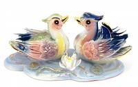 Утки мандаринки пара фарфор (11х6,5х7 см)