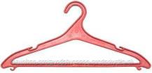 Вешалки плечики пластиковые для одежды № 02 цветные Размер 48.