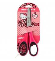 Ножницы детские Kite Hello Kitty 13 см с резиновыми вставками (HK17-123)