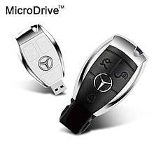 Флеш-пам'ять USB Mercedes 16 GB чорний, фото 2