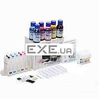 Комплект перезаправляемых картриджей WWM Epson R200/ 340/ RX500/ 640 (RC.T048)