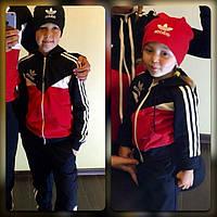 e9045fa0f1f1 Спортивный костюм детский реплика адидас, серия папа, мама, дети