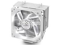 Охладитель для проц. Deepcool LGA2011-v3/ 2011/ 1366/ 1150/ 51/ 55/ 56/ 775/ FM1 (GAMMAXX 400 WHITE)