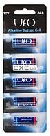 Батарейка UFO A23 (12V) 1X5 шт (A23 C5)