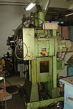 Быстроходный пресс-автомат мод. ВРА 30 рабочий