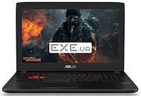 """Ноутбук ASUS GL502VM 15.6"""" i5-7300HQ 16GB 1TB+128GB GTX1060-3GB Wi-Fi W10 Black (GL502VM-FY203T)"""
