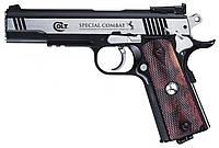 Пневматический пистолет Umarex Colt Special Combat Classic (5.8096), фото 1
