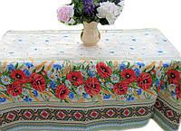 Скатерть  Полевые цветы