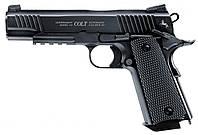 Пневматический пистолет Umarex Colt M45 CQBP BLACK (5.8176), фото 1