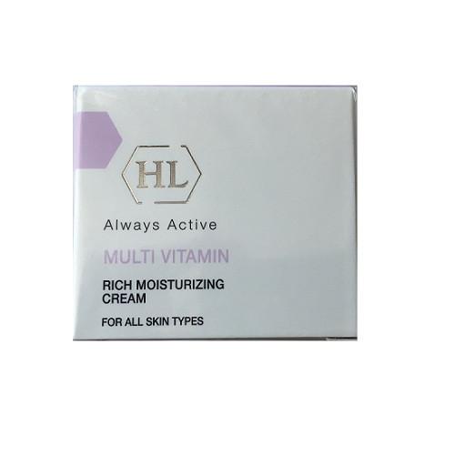 Holy Land Multi Vitamin Rich Moisturizing Cream Увлажняющий крем Холи Ленд 50мл