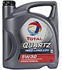 Моторное масло Total QUARTZ Ineo Long Life 5w30 5л