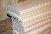Деревянные ступени 1300х300х40 буковые цельноламельные
