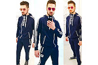 """Спортивный костюм """" Adidas """" 2017. Трикотаж двунитка"""