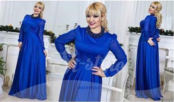 d48e787b4351 Красивое вечернее платье батал,р.44-46,48-50,,ST Style, цена 1 310 ...