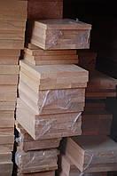 Деревянные подступенки 1300х300х40 цельноламельные Дуб