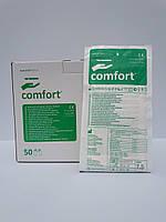 Перчатки латексные хирургически опудренные стерильные Comfort