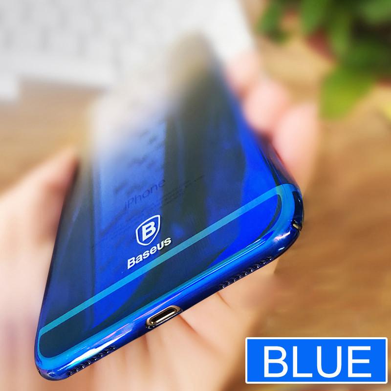 Чехол градиент для iPhone 6 Plus/6s Plus Baseus Glaze