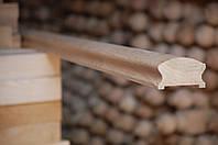 Перила для лестницы Дуб 2500х68х43