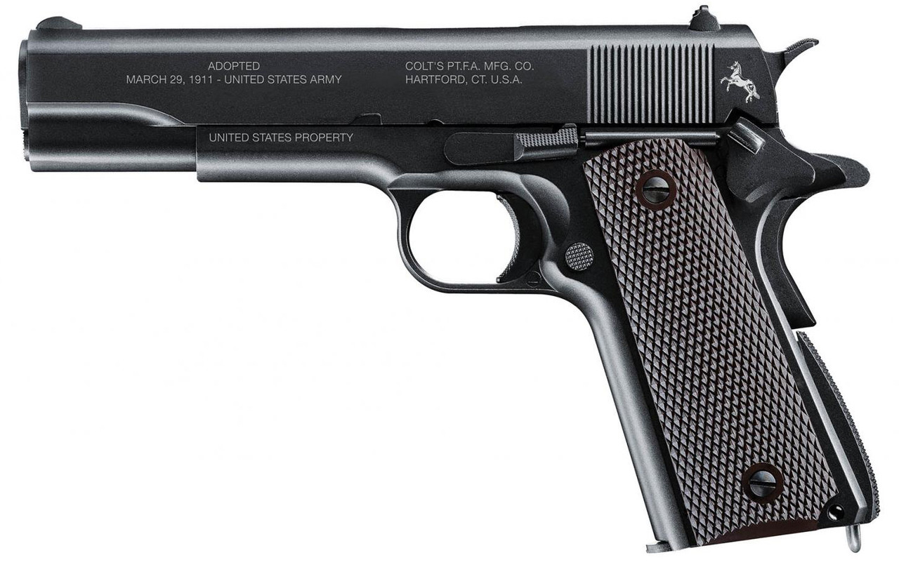 Пневматический пистолет Umarex Colt 1911 A1 Commemorative (5.8178), фото 1