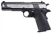 Пневматический пистолет Umarex Colt Government 1911 Dark Ops (417.00.20), фото 1