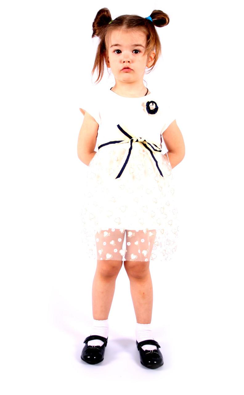 Нарядное платье на девочку Италия 4-14 размер