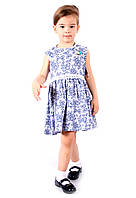 Нарядный сарафанчик на девочку Италия 2-12 размер