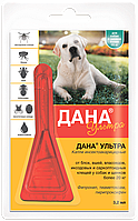 Дана Ультра для собак и щенков более 20 кг 3,2 мл