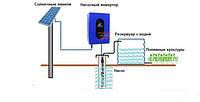 Солнечный насосный инвертор PS750S, фото 1