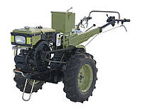 Мотоблок дизельный Кентавр МБ 1081Д-5 (электрост.)