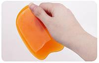Пластина-скребок для массажа Гуаша  из природных смол