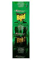 """Raid (Рейд) пластины ароматизированные от комаров """"Хвойный лес"""" (10 шт.)"""