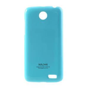 Чехол пластиковый SGP Ultra Thin на Lenovo A516 Голубой