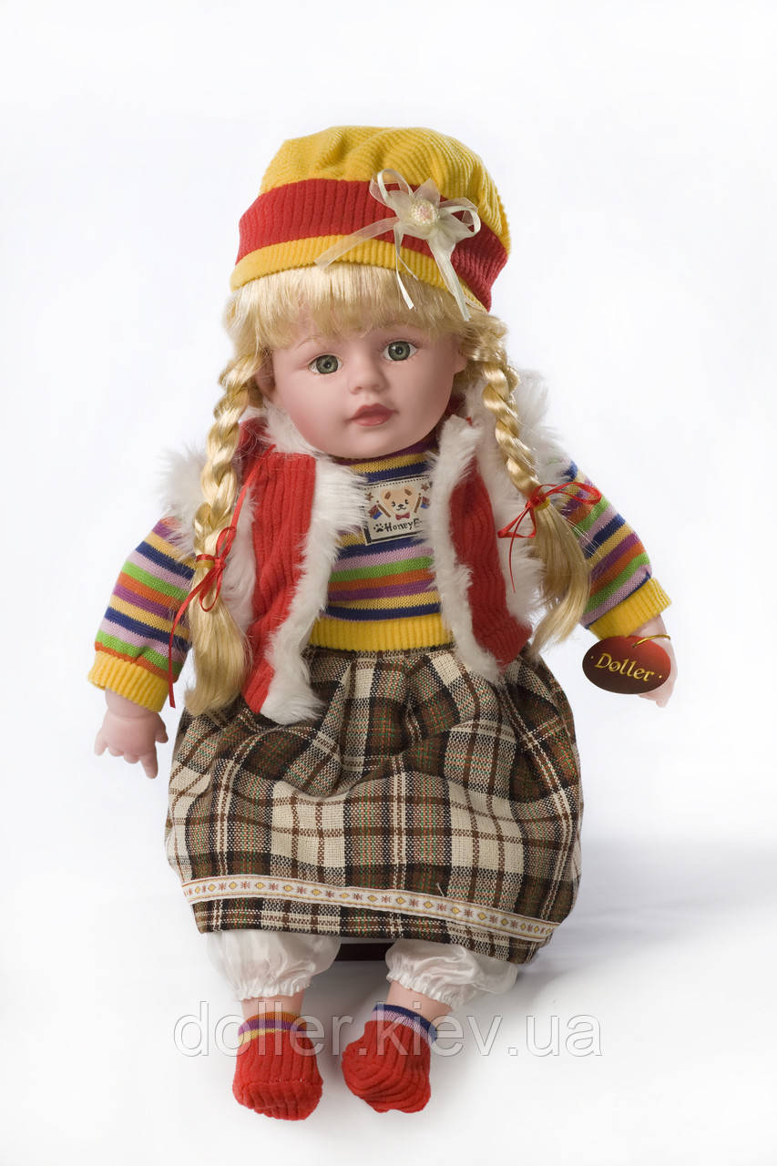 Дитяча лялька Світла