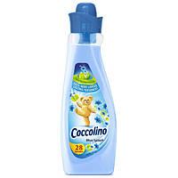 Coccolino Синий ополаскиватель для белья, 1 л