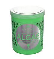 Kallos Маска для волос увлажняющая с экстр. водорослей, 1 л