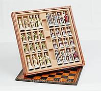 """Подарочные шахматы с доской """"Alexander"""" (Small size)"""