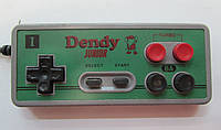 Джойстик  Dendy Junior  8-bit  с широким (15pin) разъемом