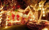 Гирлянды светодиодные для дома и сада