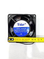 Вентилятор Tidar (220V, 0.10A) 92х92х25 мм