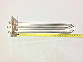 Блок тэнов 6 кВт на квадратном фланце 100*100мм для ДНЕПРОПЕТРОВСКОГО, ВИННИЦКОГО котла Турция