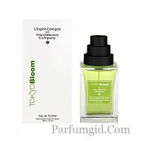 The Different Company L`Esprit Cologne Tokyo Bloom EDT 90ml (ORIGINAL)