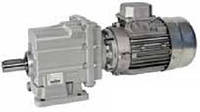 Цилиндрические мотор-редукторы Transtecno (Италия)