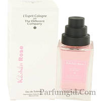 The Different Company L`Esprit Cologn Kashan Rose EDT 90ml (ORIGINAL)