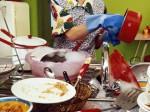 Мытьё посуды -- это просто?