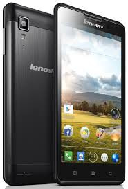 Смартфон Lenovo P780 8GB Black