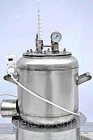 Автоклав электрический 7 (1-литровых) или 8 (0,5-литровых) банок (Николаев) NIK, фото 1